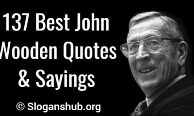 John Wooden Quotes & Sayings