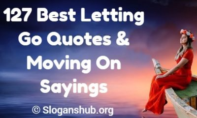 Letting Go Quotes & Moving On Sayings
