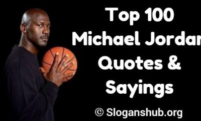 Michael Jordan Quotes & Sayings