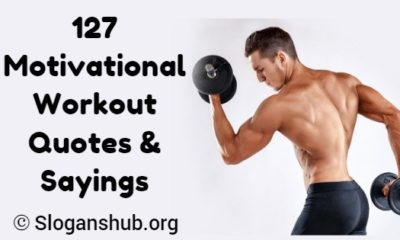 Motivational Workout Quotes & Sayings