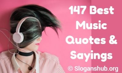 Music Quotes & Sayings