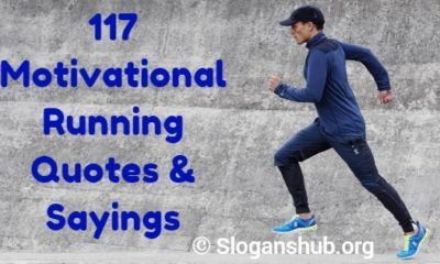 Running Quotes & Sayings