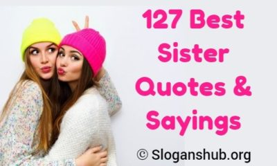 Sister Quotes & Sayings