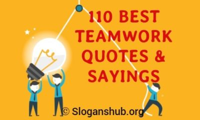 Teamwork Quotes & Sayings