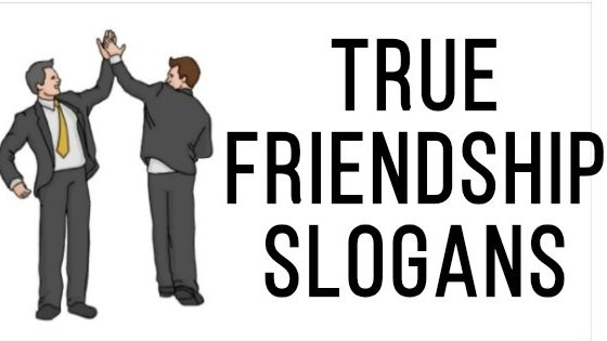 Friendship Slogans