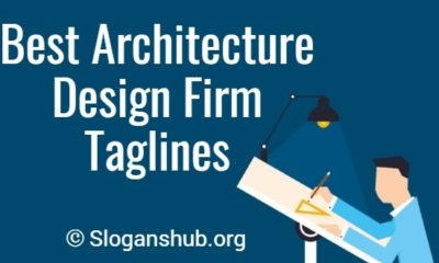 Architecture Design Firm Taglines